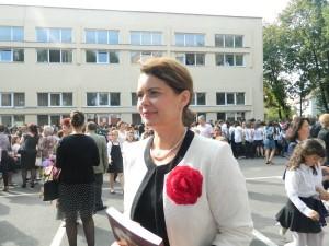 aurelia cristea la scoala
