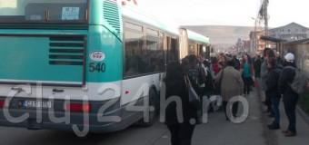 Programul mijloacelor de transport în comun de Rusalii.