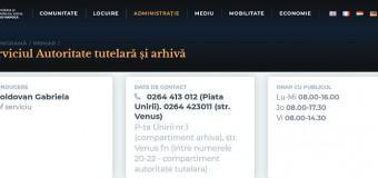 Primăria Cluj-Napoca anunță mutarea sediului compartimentului de autoritate tutelară. Află detalii.