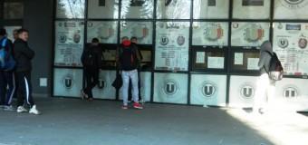 Meci pentru istorie. U Cluj vs. CFR Cluj. Aproape 4000 de bilete vândute