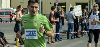 Bogdan Marișca este ambasador al Maratonului Internaţional AROBS Cluj-Napoca