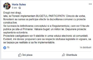 bugetare participativa