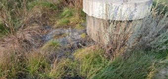 Floreşti: Canalul buclucaş a ajuns în atenţia Companiei de Apă Someş şi nu datorită primăriei