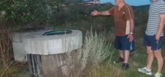 Problema canalizării din Cetatea Fetei a fost rezolvată. Apel către locuitori: Canalizarea nu e tomberon de gunoi!!!