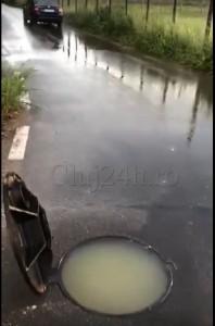canalizare iazului 2