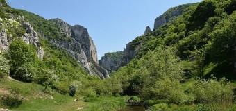 Circa 40.000 de turiști au vizitat Cheile Turzii de la începutul actualului sezon de vizitare