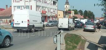 Florești: tânăr băut la volan și implicat într-un accident.