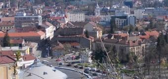 Primăria Cluj-Napoca anunță că s-a decis revenirea la sens giratoriu în intersecția Bd. Muncii- str. Fabricii