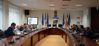 Comisia de mediu din Senat, în vizită la Consiliul Județean Cluj. S-a discutat despre SMID.