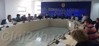 Florești: Răsturnare de situație- primarul s-a sucit și nu mai vrea nici A.D.I, nici QES. Consiliul Local nu l-a susținut