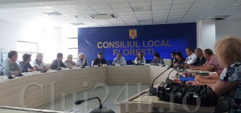 Ședință Consiliul Local Florești – 18 septembrie 2017