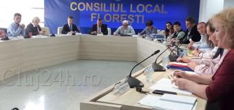Ședință Consiliu Local Floresti – 25 octombrie 2017. Supărat pe cererile de revocare ale Prefectului, primarul a găsit soluția pentru a fenta Legea.