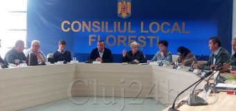 Ședință Consiliu Local Florești – 5 octombrie 2017