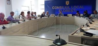 Ședința de îndată CL Florești 15 mai 2018. 42% -grad de încasare pentru salubrizare. Urmează o nouă procedură de achiziție pentru contractul de salubrizare