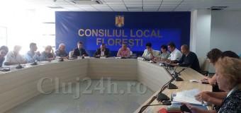 Sedinta Consiliul Local Florești- 31 august 2017