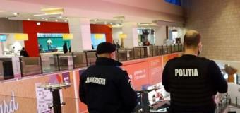 Cluj: acțiunile polițiștilor în pandemie. O petrecere a fost oprită.