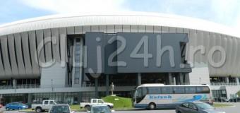 Plățile în cadrul stadionului Cluj Arena se pot achita și electronic!