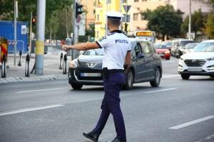acțiunile polițiștilor