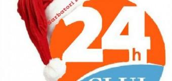 Cluj24h.ro vă urează Sărbători Fericite!