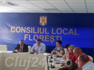 consiliu local Floresti 1