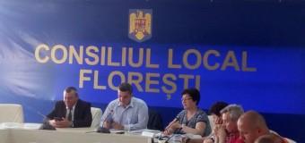 CL Florești 30 mai 2017: Peste un milion de lei de la buget pentru Strict Prest. A fost aprobat și noul regulament de salubrizare.
