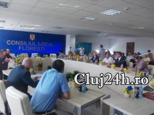 consiliu local Floresti 2016