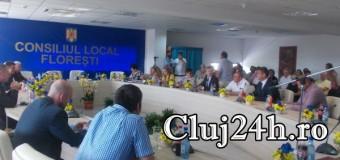 Prima ședință a noului Consiliu Local Florești, plină de revocări HCL. Ședința va avea loc în 14 iulie.