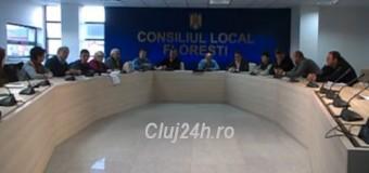 Sedinta de indata CL Floresti 13 decembrie 2016