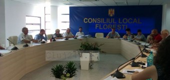 [Video] Aşa se votează la Floreşti: Primăria îşi bate joc de consilieri iar consilierii n-au destul tupeu
