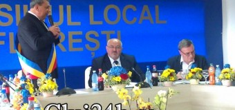 Sedinta de investire Primar si Consiliu Local Floresti 2016