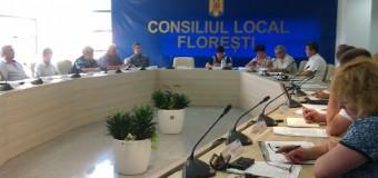 Sedinta CL Floresti 21.07.2016 Exproprieri Drum de Legatura (sedinta de indata)