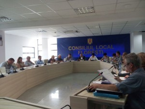 consiliul local Floresti 1