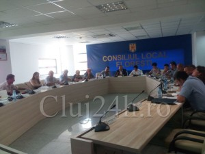 consiliul local Floresti