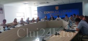 Consiliul Local Florești 20 iulie 2017. Modificări la contractul de salubrizare. Crește cantitatea de deșeuri.