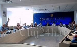 consiliul local vot