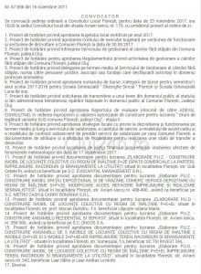 convocator sedinta 24 nov 2017