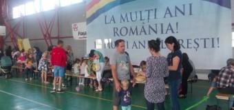 Ziua copilului sărbătorită și la Florești.