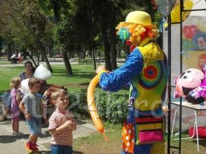 copii clown