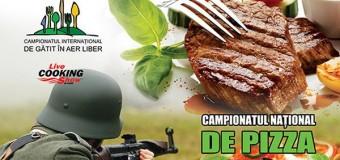 Campionatul Internaţional de Gătit în Aer Liber  Cupa Polus în gastronomie – ediția a VIII-a
