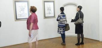 [Foto] Operele lui Salvador Dali expuse în premieră la Cluj în incinta Muzeului de Artă