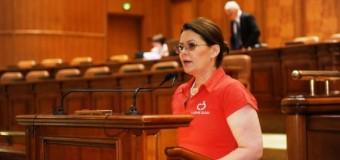 """Aurelia Cristea : """"TINERI, OCUPAȚI PARLAMENTUL!"""""""