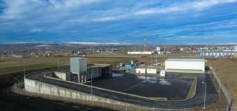 Staţia de transfer a deşeurilor din Mihai Viteazu aproape finalizată. Află unde se mai construiesc două.