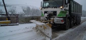 CNAIR: Condițiile meteo, impun restricții rutiere pe DN 67C (Transalpina) între stațiunea Rânca și Obârșia Lotrului
