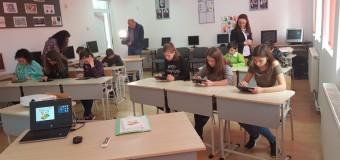 La Florești, după 5G a venit laboratorul digital pentru elevi.