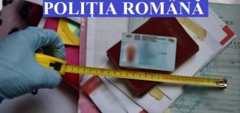 Cluj: percheziții la persoane bănuite că falsifică documente.