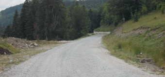 Vezi cine execută lucrările de la DJ 107 N Băişoara-Valea Ierii şi cât costă