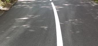Au fost finalizate lucrările de marcaje rutiere pe drumul județean 103G Tureni (DN 1) – Ceanu Mic – Aiton – Gheorgheni (Centura ocolitoare)