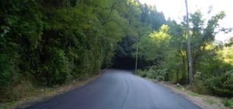 Au fost reluate lucrările de investiţii pe drumul judeţean Someşu Rece – Gura Râşca