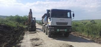 Au demarat lucrările de reabilitare și modernizare a Lotului 2 – DJ 161 (DN 16) – Gădălin – Bonțida – DN 1C al Drumului Bistriței