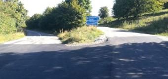 A fost asfaltat drumul judeţean 108N (Aghireş – Sălaj).